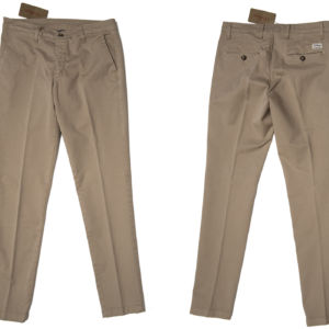 mod. IVintage Chinos (Unisex) - fabric: Angels